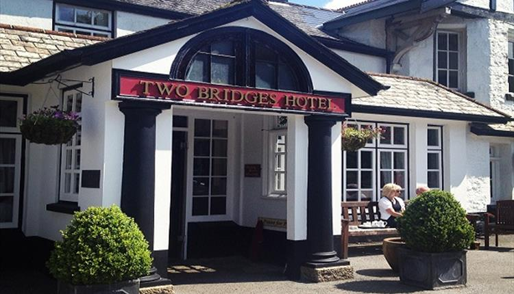 Unique Places to Stay on Dartmoor - Two Bridges Hotel